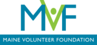 Maine Volunteer Foundation logo